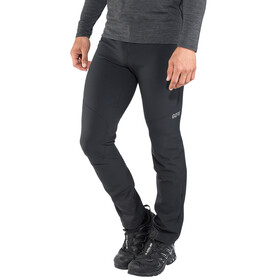 GORE WEAR H5 Windstopper lange broek Heren zwart